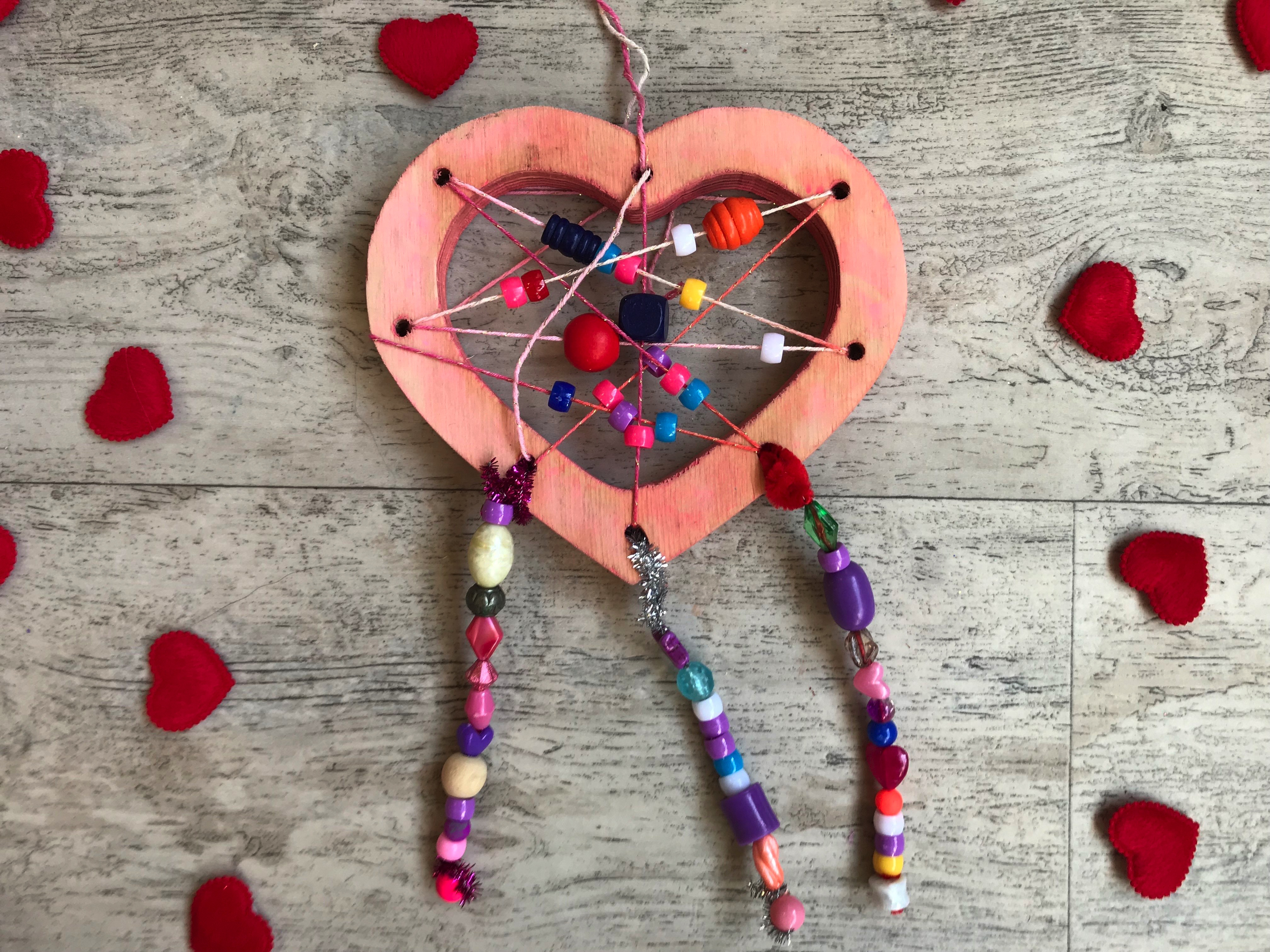 valentijn liefdesvanger peuter kleiuter atelier almelo
