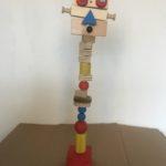 Miller Goodman sculptuur kinderatelier Almelo
