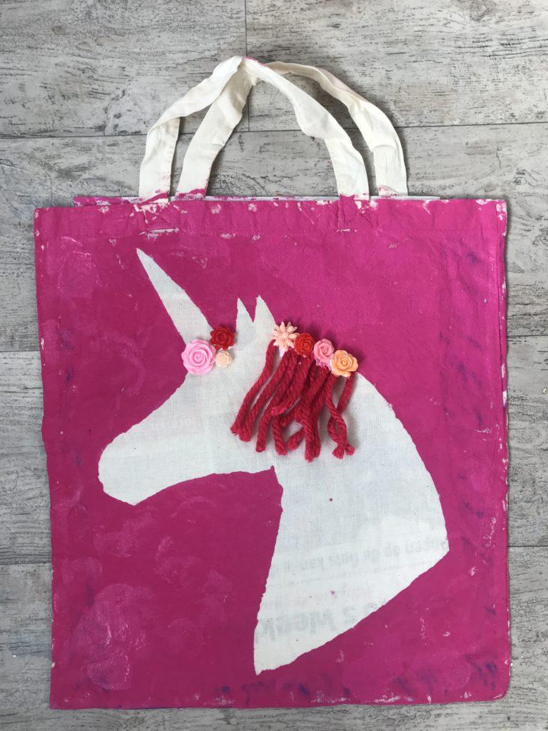 kinderfeestje Almelo unicorn Kijk & Doe