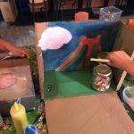 diorama kinderatelier Almelo