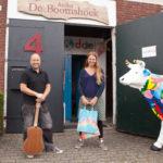 open dag atelier de Boomshoeksstraat Almelo