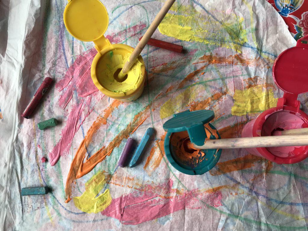 Grootschaligschilderen_kijk&doe kunsteducatie Almelo