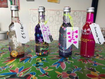 toverdrankjes maken Almelo kinderfeestje