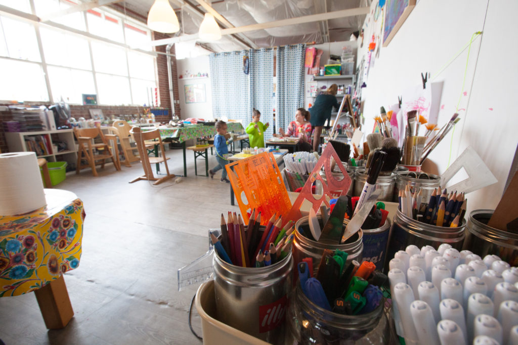 creatief atelier Kijk & Doe Almelo