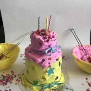 verjaardagstaart kinderfeestje Almelo