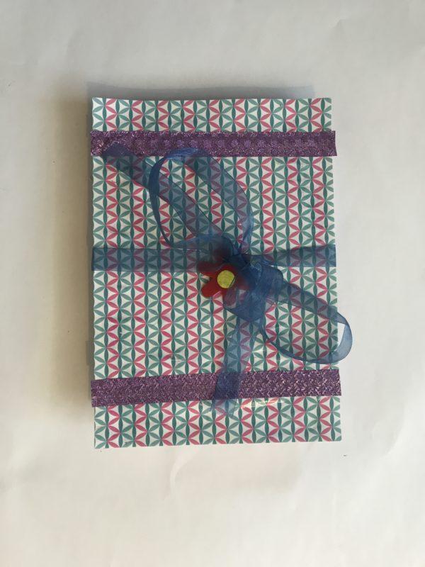 boekje van enveloppen knutselpakket