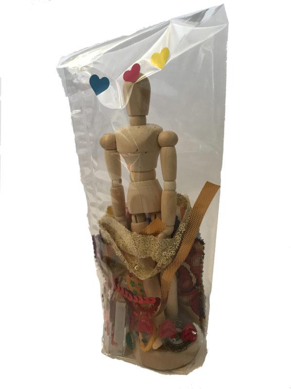 popaankleden knutselpakket