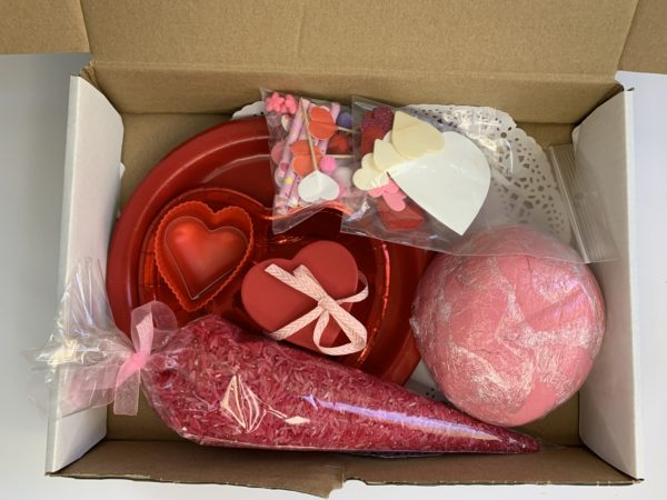 doos vol liefde Kijk & Doe spelen met zintuigen