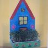 huisje met tuinkers Kijk & Doe