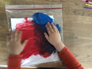 spelen met kleuren Kijk & Doe