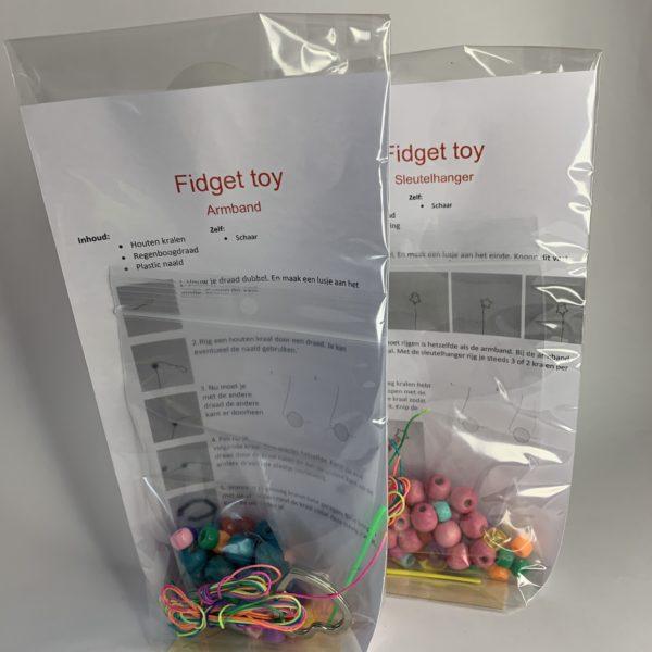 fidget toy knutselpakket Kijk & Doe