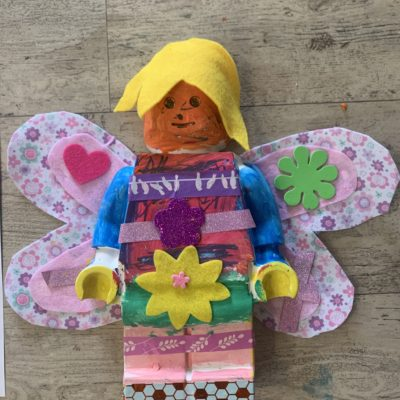 lego pop Kinderfeestje Almelo